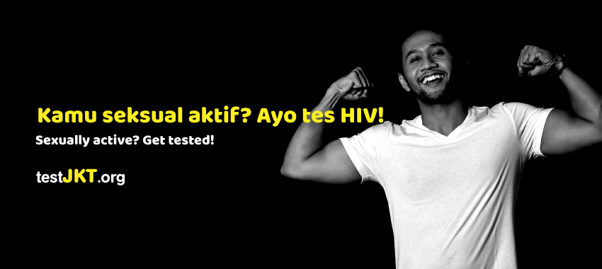 Sexually Active Get Tested
